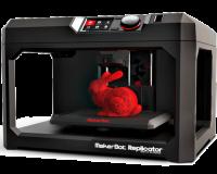 پرینتر سه بعدی Zprinter3d
