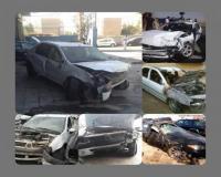 منصف ترین خریدار انواع اتومبیل تصادفی