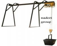 بالابر مصالح بر ساختمانی اسانسورکارگاهی تاورو بالابر