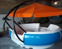 قایق تفریحی خانوادگی هشت نفره