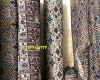 فروش عمده پارچه جاجیم یزد - خرید و فروش جاجیم لیمنت دار