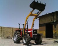 تولید کننده لودر جلو تراکتور 800 فرگوسن 4 جک و 3 جک 02136612330-02133939802