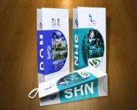 طراحی و چاپ انواع ساک دستی - هدایای تبلیغاتی