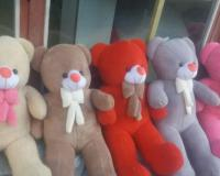 عروسک خرس یک متری