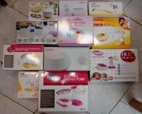 فروش انواع شیردوش برقی و دستی