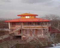 ساخت سوله پوشش شیروانی نما لمبه ویلایی