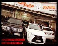 شارژ گاز کولر خودروهای تویوتا و لکسوس