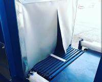 دستگاه شیرینگ پک تونلی دوگانه سوز