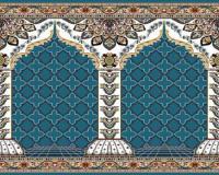 تولید کننده ی فرش های سجاده ای و تشریفات ویژه ی مساجد