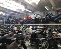 فروشگاه و نمایندگی موتور سیکلت ایرانی و خارجی