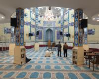 دکوراسیون داخلی مساجد ، دکوراسیون داخلی نمازخانه