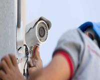 دوربین مداربسته در شهرک صنعتی کاسپین