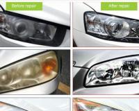 رفع ماتی (شفاف سازی )چراغ جلو عقب انواع خودرو