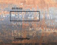 ورق آلیاژی A387 Gr11 - ورق آلیاژی A387 Gr22