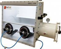 گلاوباکس   Glove Box   محفظه خلا   اتمسفر کنترل شده   vBOX 2