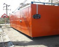 دستگاه میوه و سبزی خشک کن دارای استاندارد ISO14001