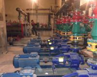 فروش شرکت پیمانکاری آب و تاسیسات تجهیزات