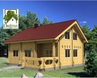 سازنده خانه های چوبی ارزان