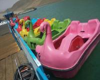 ساخت قایق پدالی/زرین کار صفاهان