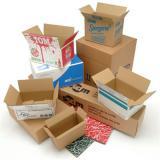 تولید انواع کارتن و جعبه با چاپ