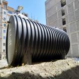 فروش سپتیک تانک پلی اتیلنی نو با ظرفیت 30 متر مکعب