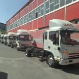 فروش نقدی و اقساطی کامیونت های جک