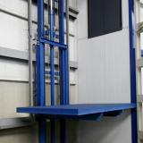 ساخت و فروش انواع بالابر هیدرولیک و آسانسور