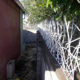 تولید و پخش انواع حفاظ های شاخ گوزنی ، خاری ، بوته ای
