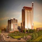 زمین با کاربری هتل اپارتمان در بابلسر