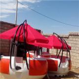 قایق موتوری فایبرگلاس صنایع زرین کار صفاهان