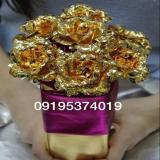 گل طلا