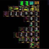 تهیه نقشه ازبیلت تاسیسات مکانیک برق معماری سازه ، طراحی ، نقشه های اجرایی فاز دو چهار رشته ، نقشه کشی