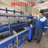 تولیدی فنس و توری حصاری و سیم خاردار نادری
