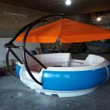 انواع قایقهای گردشگری و تفریحی فایبر گلاس