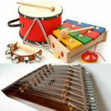 آموزش سنتور، موسیقی کودک_ارف(بلز و فلوت )