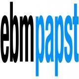 فن220V AC بلبرینگی EBM PAPST آلمان