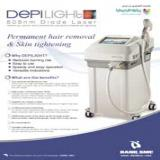 دستگاه لیزر دایود Diode Depilight Laser