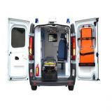 آمبولانس و تجهیزات اورژانس