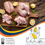 تامین و عرضه قطعه بندی گوشت مرغ