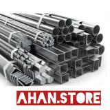 تامین کلیه آهن آلات از جمله ورق پوشش سقف شیروانی و عرشه فولادی