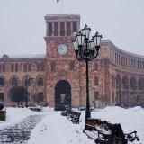 تور زمینی ایروان-ارمنستان سال نو میلادی