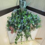 طراحی و اجرای گل مصنوعی