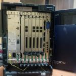سانترال صد (TDA100) و تجهیزات شبکه
