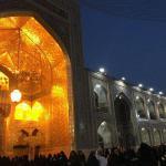 تور مشهد قطار ۴تخته و ۵روز اقامت در مشهد