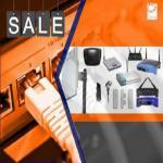 فروش انواع تجهیزات شبکه با گارانتی