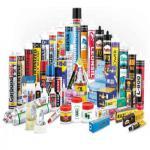 فروش و پخش انواع چسب های صنعتی و ساختمانی و عمومی