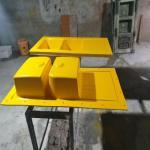 ساخت و راه اندازی خط تولید سینک گرانیتی با تضمین خرید