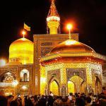 تور هوایی ساری به مشهد