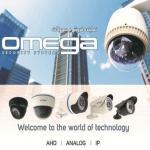 دوربین مدار بسته OMEGA برندی برتر کیفیتی برتر