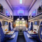 تور مشهد مقدس با قطار 4 تخته